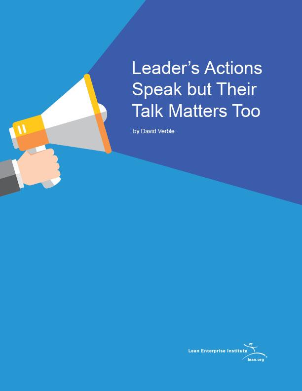 Cover leader talks ebook