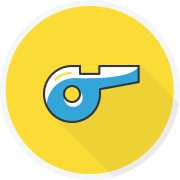 Coaching graphic icon hover