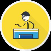 Executive Leadership graphic icon hover