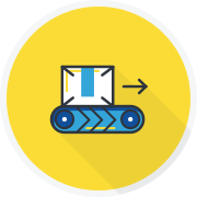 Line Management graphic icon hover