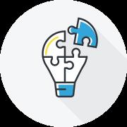 Problem Solving graphic icon