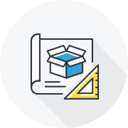 Product and Process Development graphic icon