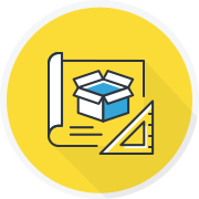 Product and Process Development graphic icon hover