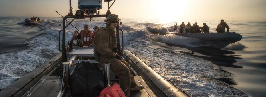 Lean Thinking and My Navy Experience