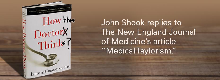 Malpractice in the New England Journal of Medicine