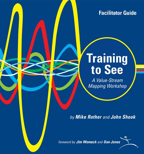 Training to See Kit binder