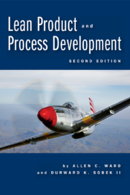 Lean Product and Process Development 2nd Edition