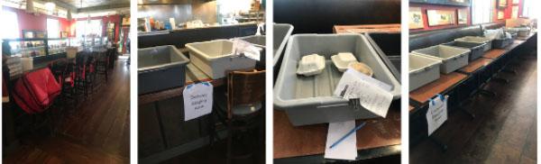 Reimagining restaurants after Covid-19