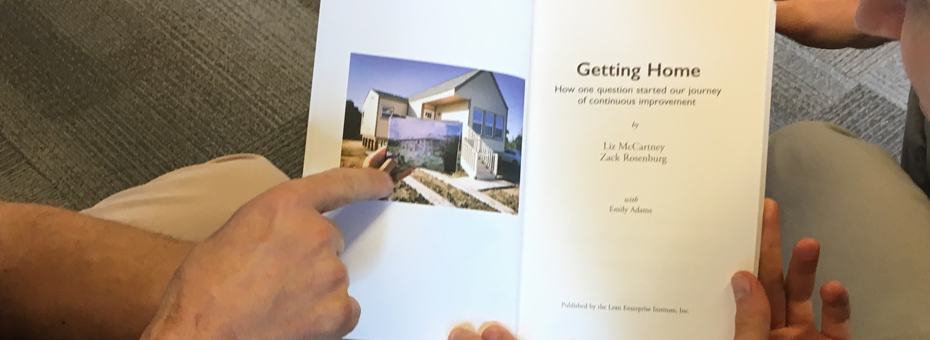 Getting Home: Jacob and Claude Stoller Appreciate the Lean Lessons of this New Book