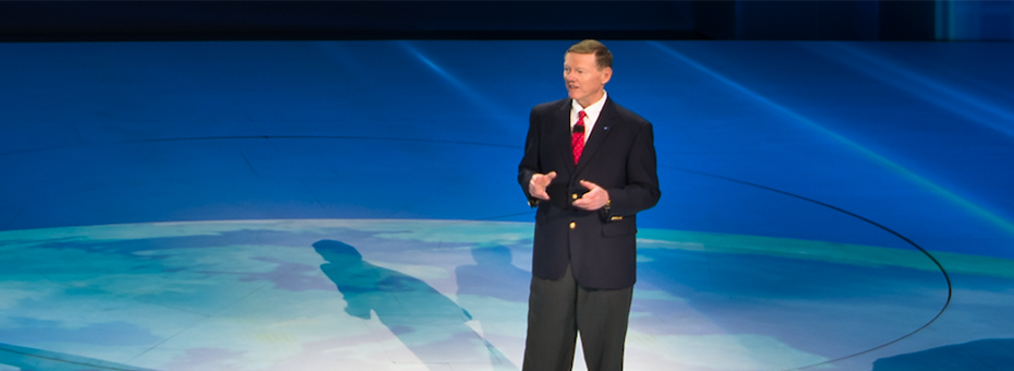 """Boeing Ex-Executive Alan Mulally Discusses a """"Working Together Management System"""""""