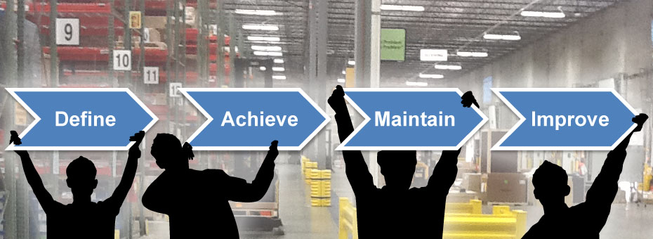 Standardized Work for Kaizen: Define, Achieve, Maintain, Improve