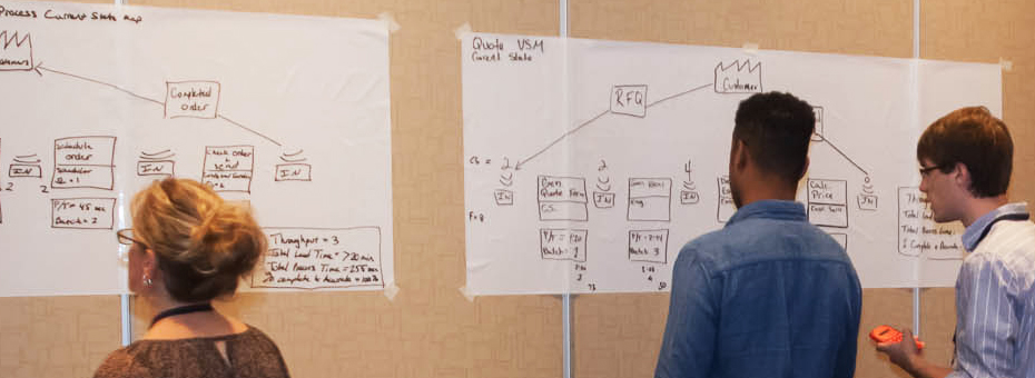 Keep It Simple: Value Stream Map at the Gemba