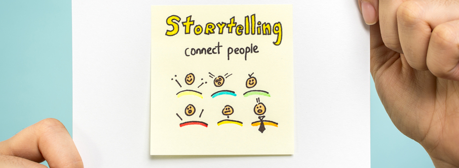 Enabling Change Through the Power of Story