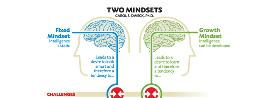 """Why Meaningful Improvement Requires a """"Growth Mindset"""""""