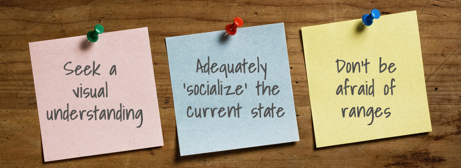 3 Tips for Accurately Assessing Your Current State