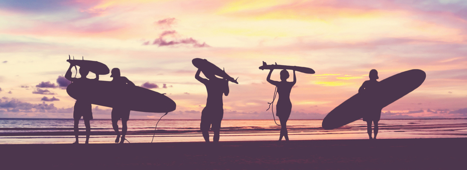 Cowabunga! Implementing Lean at a Surfing School