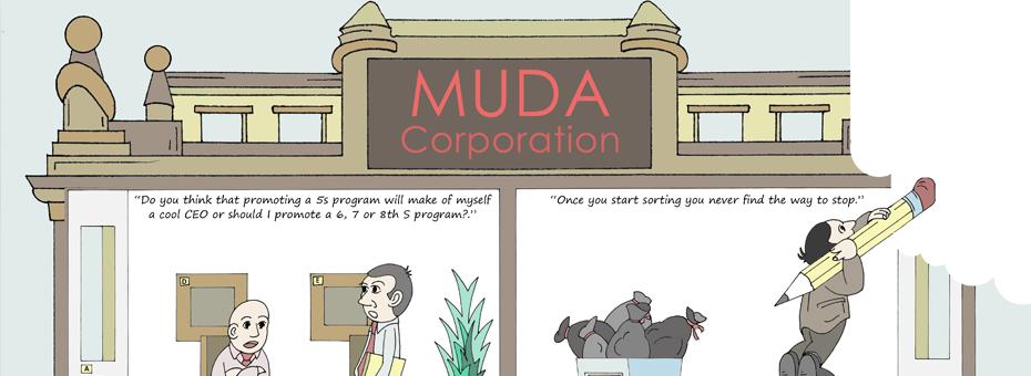 Muda Corporation: The Pitfalls of 5S