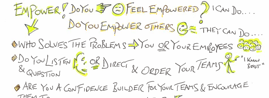 5 Steps to Empowering Your Team