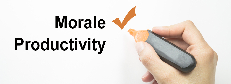 Is There a Tradeoff Between Employee Morale and Productivity?