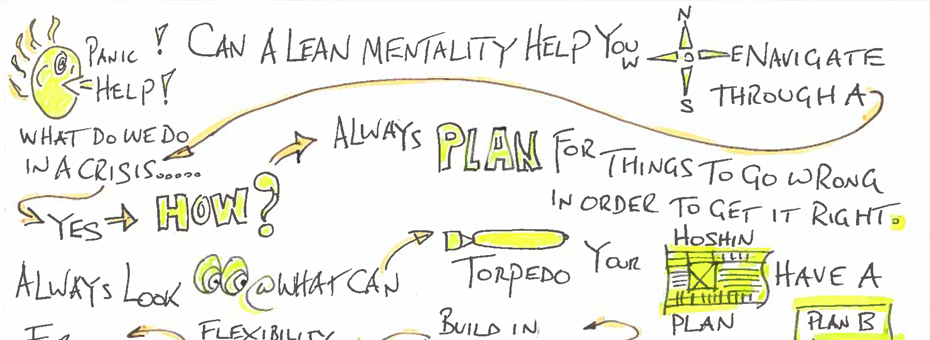 Can a Lean Mentality Help You in a Crisis?