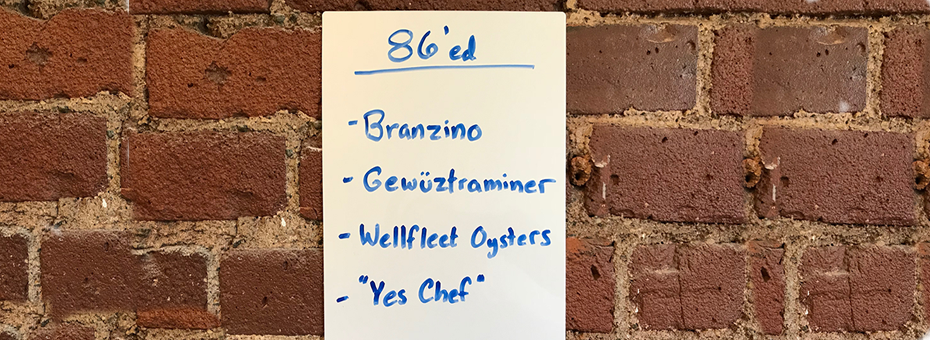 Why 'Yes Chef!' Is No Longer the Answer