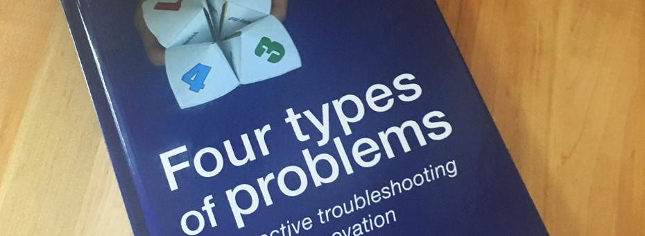 Book Review: Four Types of Problems