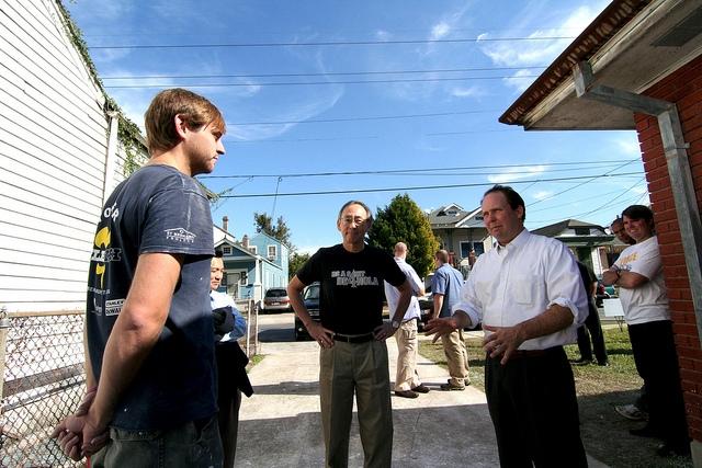 SBP Has a Helping Hand in Hurricane Harvey