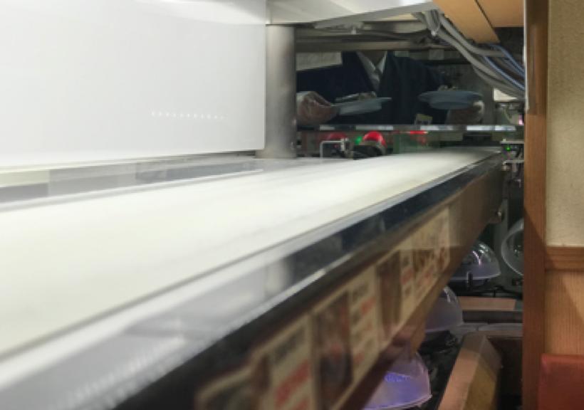 """Roll""-ing Out Lean at Kura Sushi"