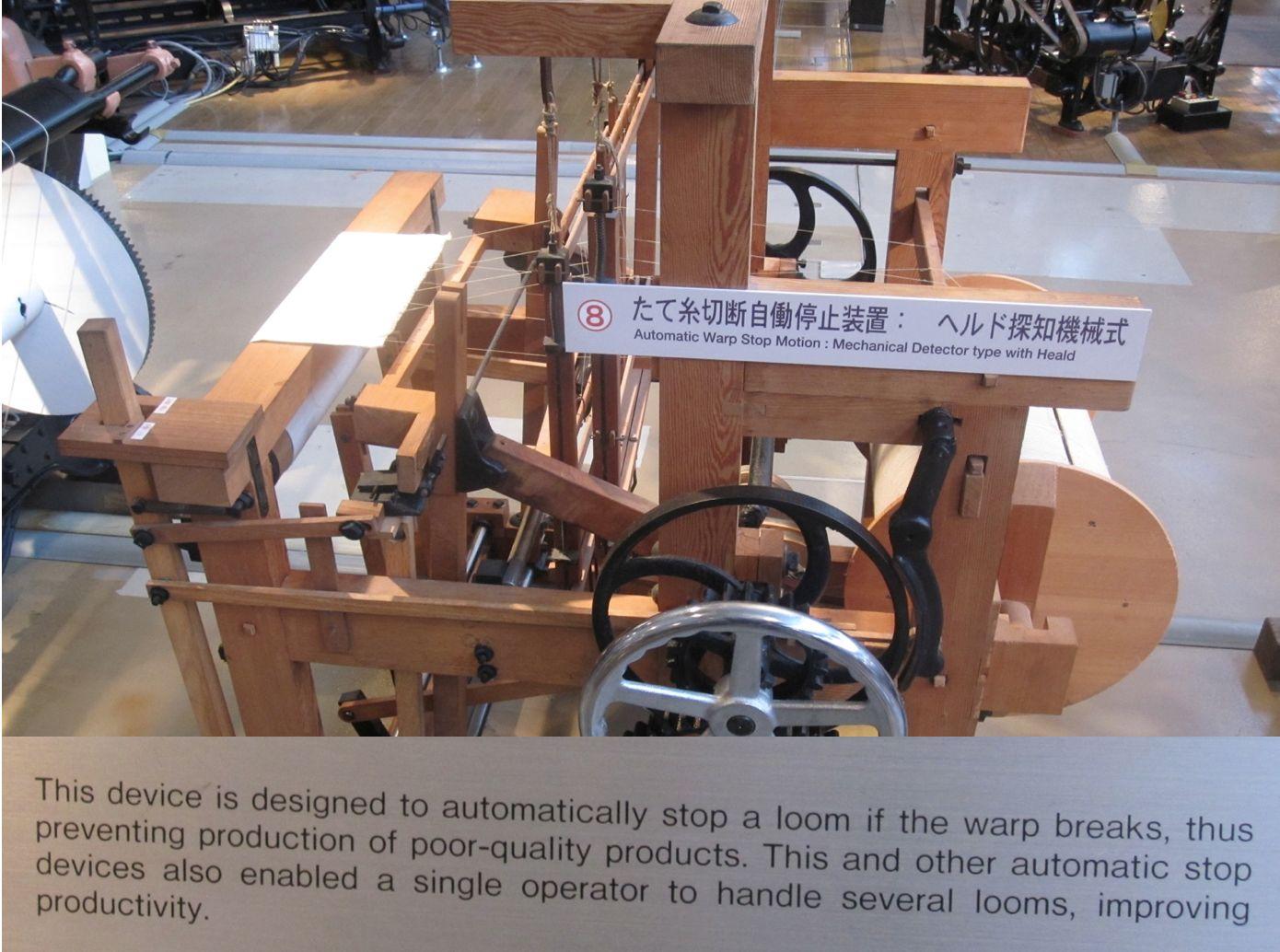 type G loom