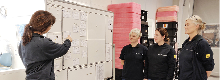 Flaatnes Elektro-Mek Reveals How Double Loop Learning Supports Lean Thinking and Practice
