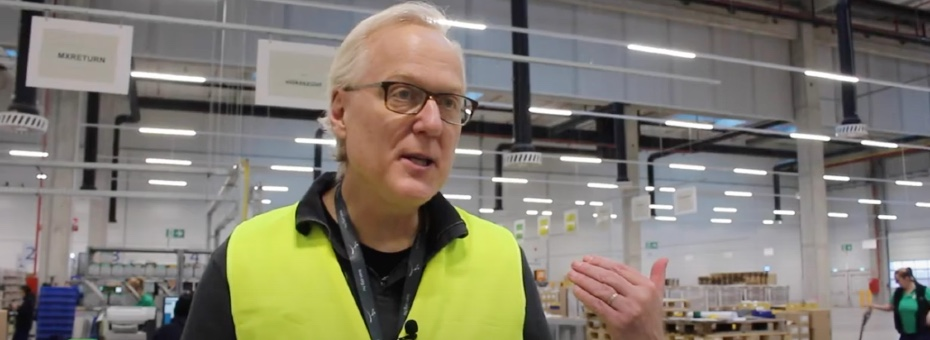 How the Coloplast Parts Distribution Center Reduced its Process Lead Time