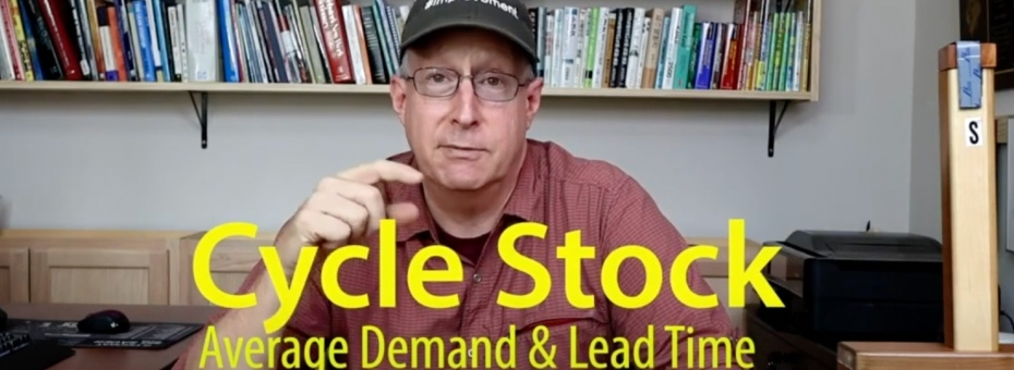 Art of Lean on Work & Waste, Part 3: Excess Inventory