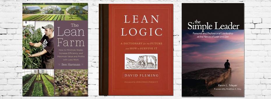 Lean Books Roundup