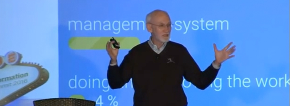 Research, Reflections, and Challenges: John Shook's Closing Keynote of 2016