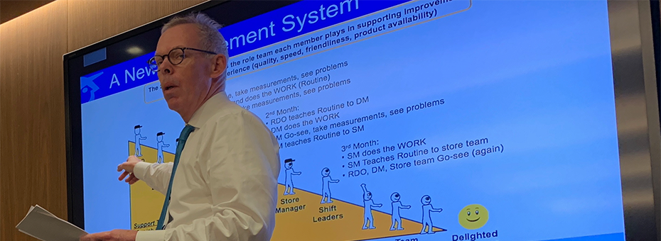 Building a Lean Culture at Turner Construction: A Talk with SVP Charlie Murphy