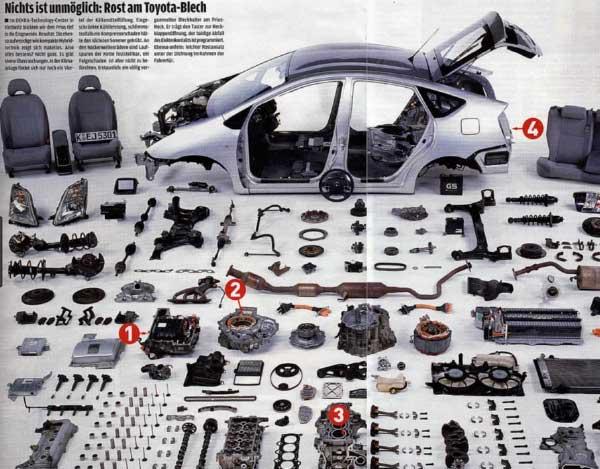 Toyota Parts
