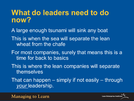 Shook_What Should Leaders Do Now