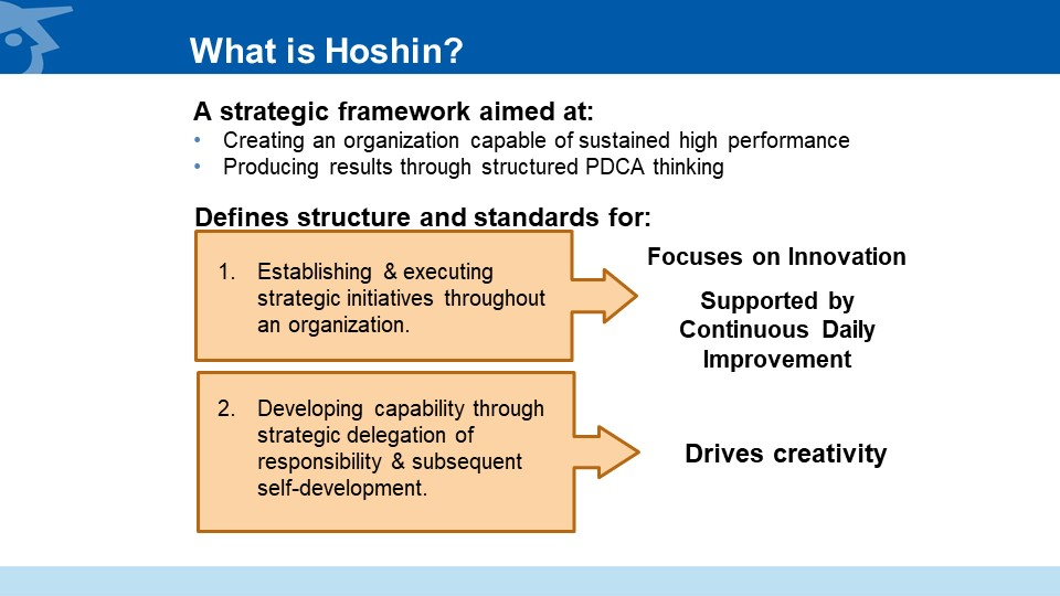 What is Hoshin