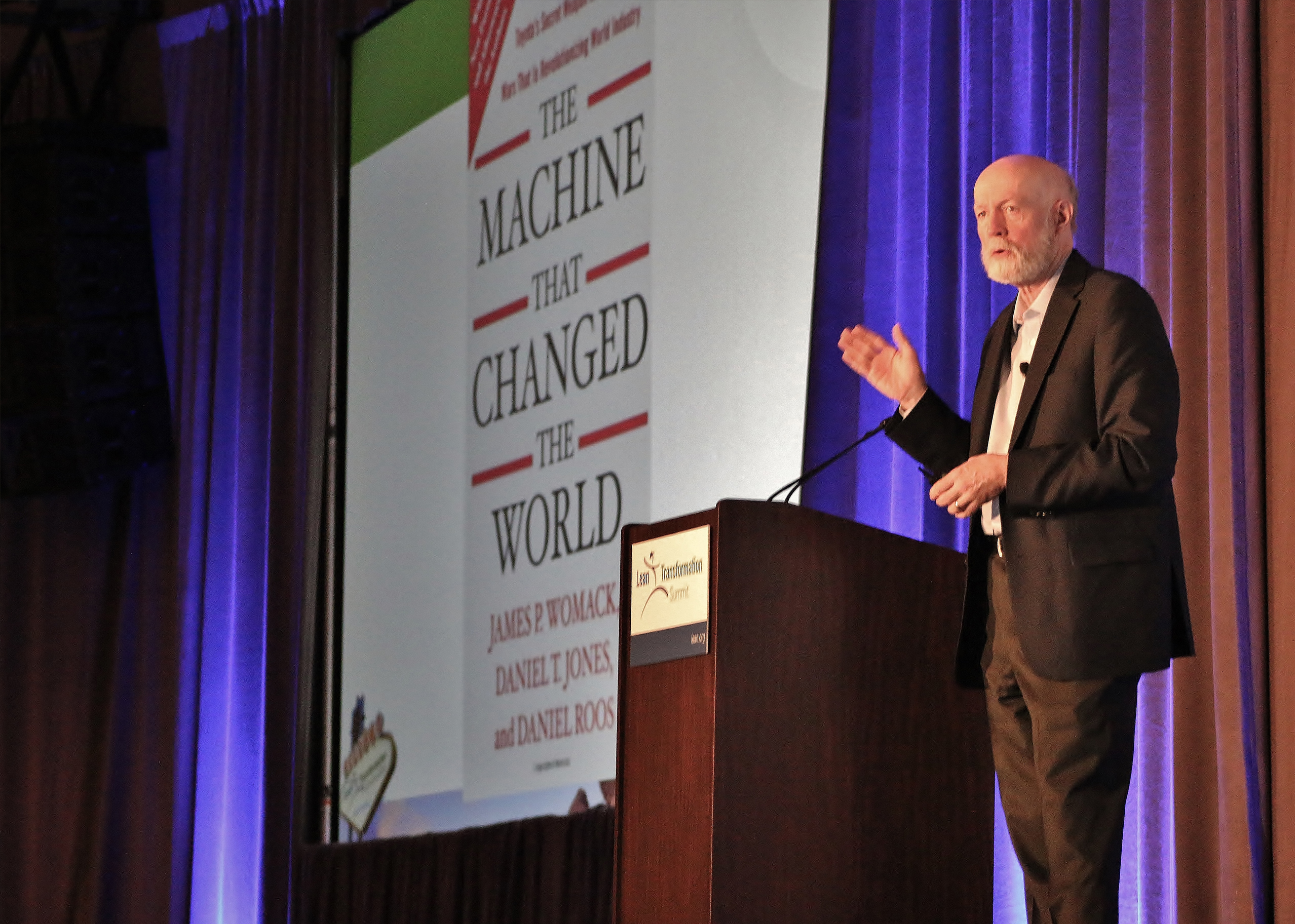 Managing to Create Problem-Solvers: A Lean Transformation Summit Roundup