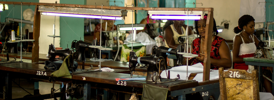 Bringing Respect for People to the World's Sweatshops