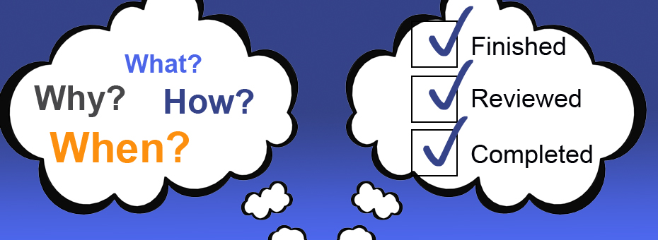 Are You Training People to Think or to Follow a Checklist?