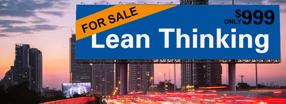 "Fixing Lean's ""Sales"" Problem"
