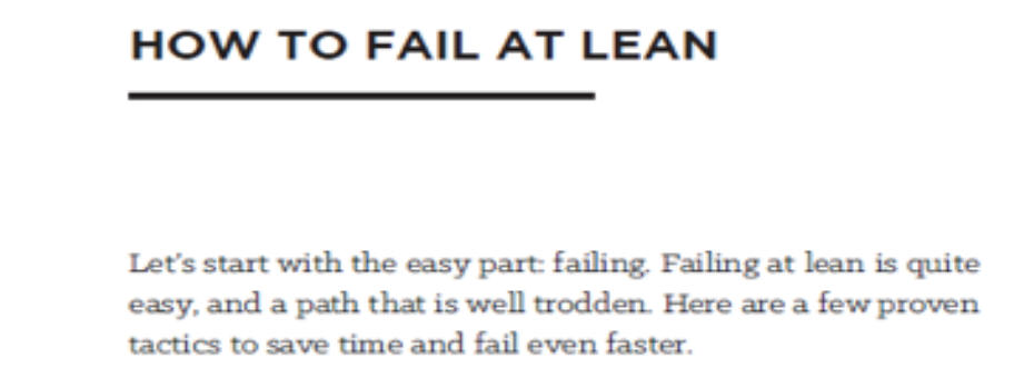"""Book Review: Learning to Scale, a """"Practical Field Guide"""" to Lean Growth"""