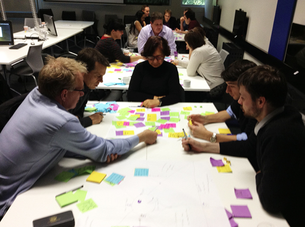 Problem Framing at the Fuzzy Front-End of Lean Product Design