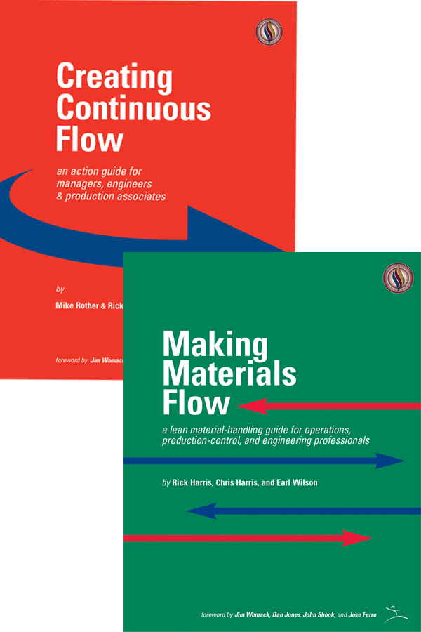 Learning to See / Creating Continuous Flow Set