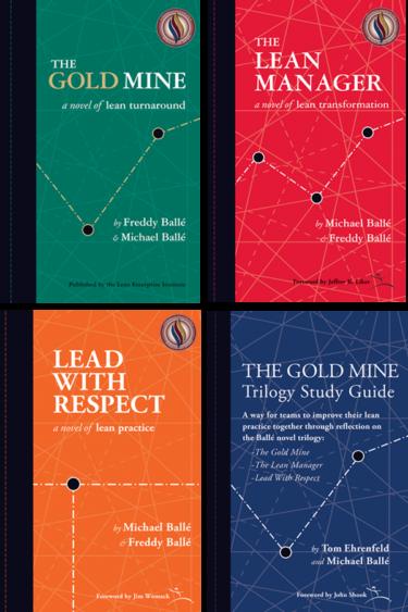 The Gold Mine Trilogy 4 Book Set