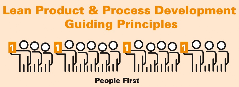Lean Product & Process Development Guiding Principles At-A-Glance