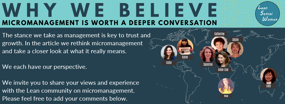 Why We Believe Micromanagement is Worth A Deeper Conversation