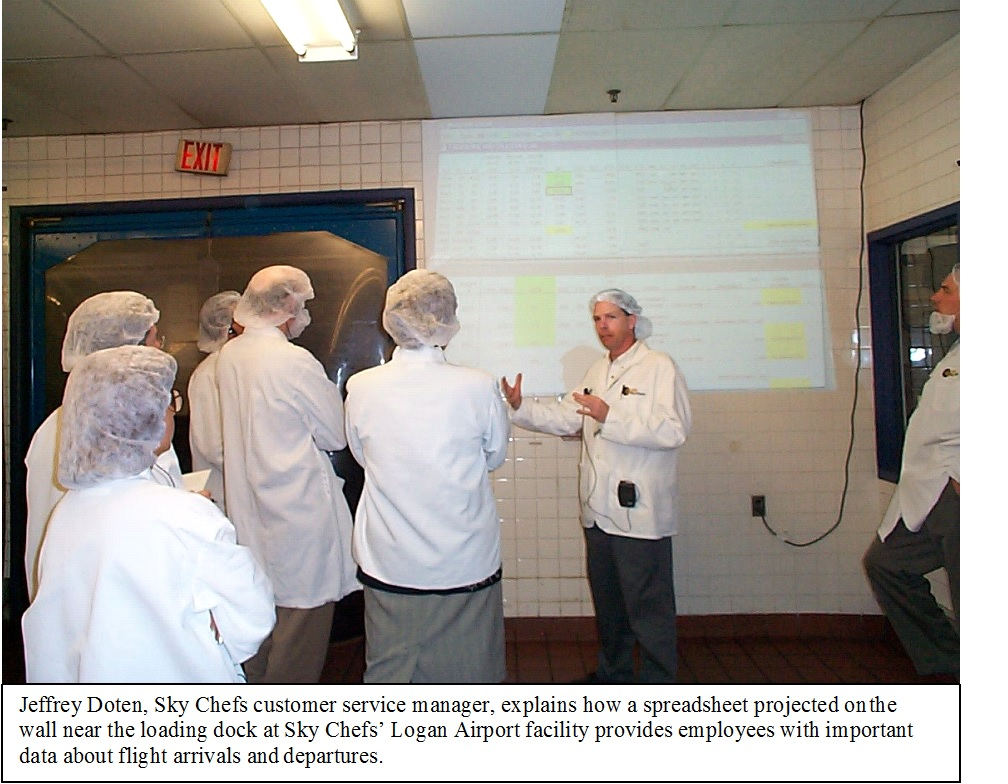 LSG Sky Chefs Caters to New Market Realities
