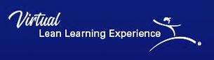 LEI Virtual Lean Learning Experience logo